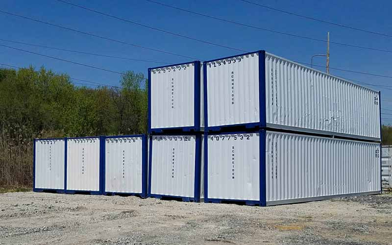 Storage containers for rent | New Castle County, DE